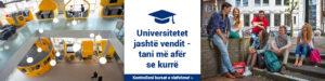 Universitete jashte vendit